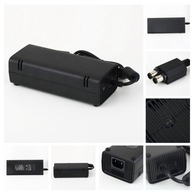 2016 Горячая 1 шт. 12 В 135 Вт AC Адаптер Зарядное Устройство Шнур Питания Кабель для Xbox360 Slim est