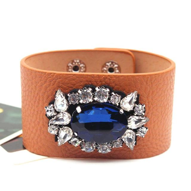 The Leather Bracelet...