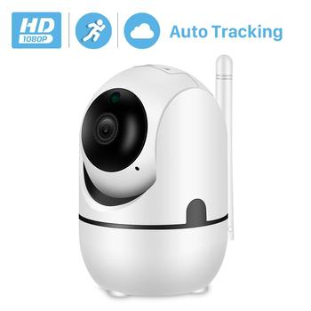 BESDER 1080P Auto Tracking PTZ AI IP Camera WiFi Cloud Storage CCTV Home Surveillance IP Camera WiFi Two Way Audio Motion Alarm Surveillance Cameras