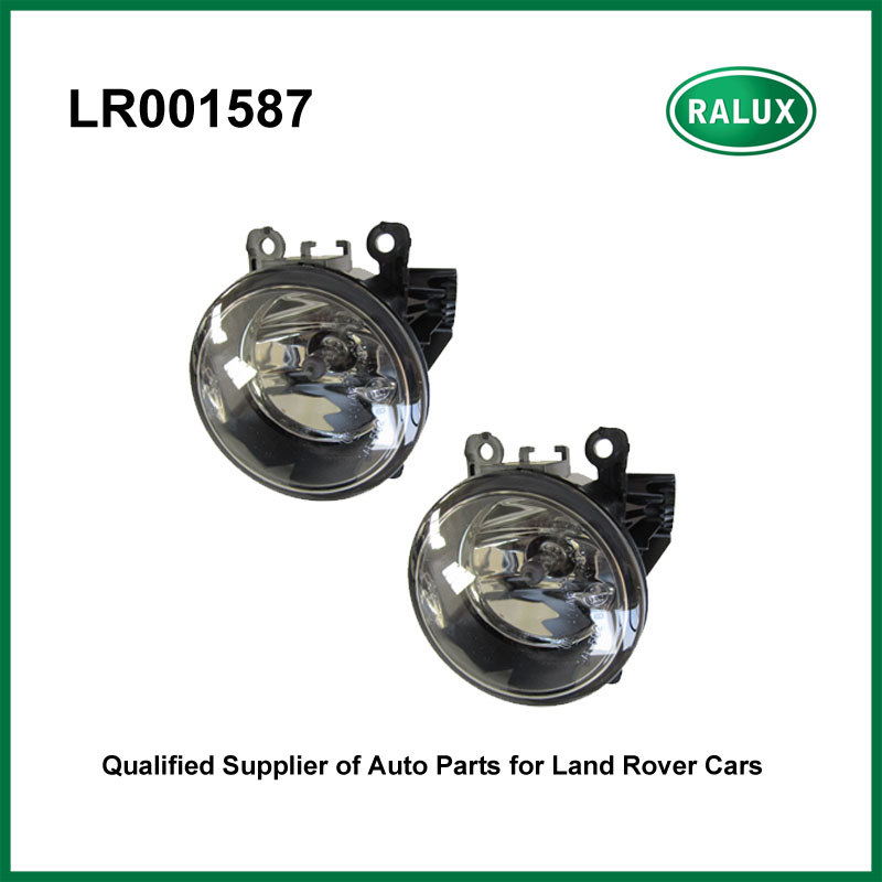 2 PCS LR001587 Car Fog Lamp for Land Range Rover Freelander 2 Discovery 4 Range Rover /Range Rover Sport auto fog light new car white led license plate light lamp for land rover discovery 3 4 freelander 2 for rang rover sport white auto car lights