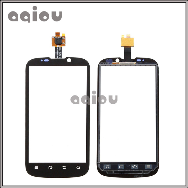 "10PCS/LOT 4.3"" For ZTE Grand X V970 V970T V970M Touch Screen Digitizer Sensor Lens Panel Free Shipping"