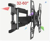 NB DF600 32 60 Full Motion Wall TV Mount 6 Swing Arms Full Motion LCD Monitor Holder Bracket Max. Loading: 45.5kgs