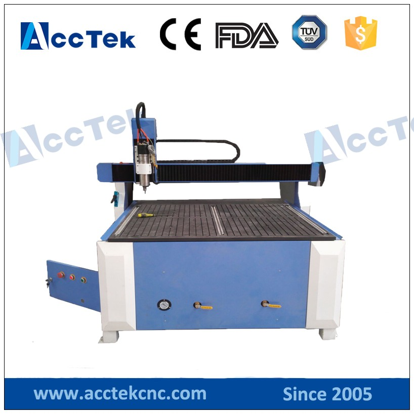 Cheap  1200*1200mm Machine Manual Tool Change High Power Wood Cutting Cnc Router