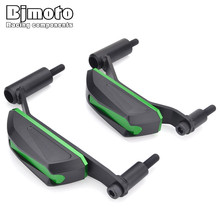 Bjmoto Motorcycle Z 900 Engine Stator Cover Frame For Kawasaki Z900 2017 Moto motocross Engine Guard Slider Protector for kawasaki z900 2017 2018 engine guard cnc aluminum cover protector motor bike frame slider pads motorcycle accessories