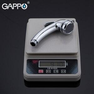 Image 5 - Gappo Bidets chrom wc wasser dusche auslauf badezimmer bidet wasserhahn spray muslimischen dusche bad dusche düse sprayer