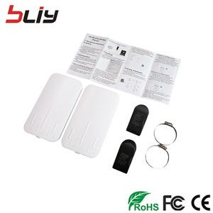 Image 4 - 1pair 900Mbps Wireless CPE Outdoor 2KM point to point Wireless Bridge Router Wifi Repeater 2.4Ghz long range CPE Bridge