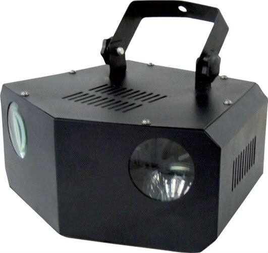 High Quality 120PCS 20W DMX512 DJ Disco Bar KTV Club Party Wedding Stage Lighitngs Decoration Light RGB LED Double Head Laser