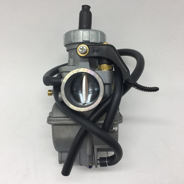 US $28 99 |KEIHIN Carburetor PE24 PE26 PE28 24mm 26mm 28mm Auto Flat Slide  Performance Carburetor For Scooter Moped ATV Dirt Bike -in Carburetor from