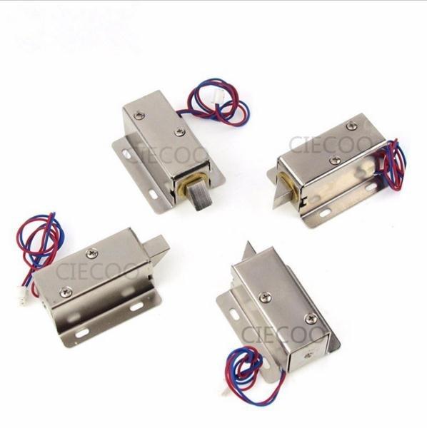ФОТО 12V DC Master lock &Mini Smart cabinet lock security lock  door handles for security solution