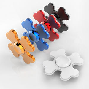 ANSELF 100PCS/lot Fidget Spinner Hand Finger Spinner Stress