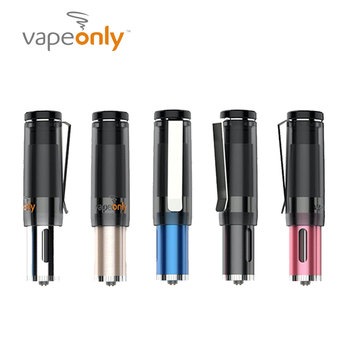2pcs Original VapeOnly VPen Atomizer Tank 1ml Capacity with 1.3ohm Coil Head 14mm diameter VPen tank fit VapeOnly VPen battery image