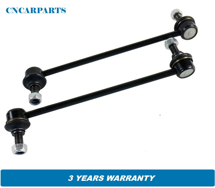 2 X FOR RENAULT SCENIC GRAND 04-09 FRONT PAIR STABILISER ANTI ROLL BAR DROP LINK