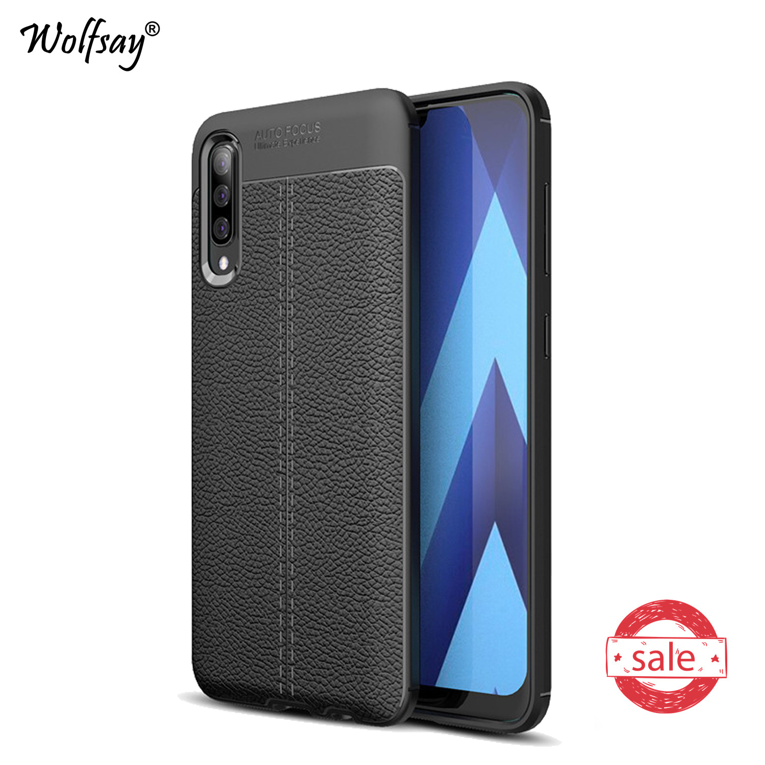 best sneakers 728c0 b9ba2 US $3.04 22% OFF|For Samsung Galaxy A70 Case Luxury Rubber Soft Silicone  Phone Case For Samsung Galaxy A70 Back Cover For Samsung A70 A 70 Fundas-in  ...