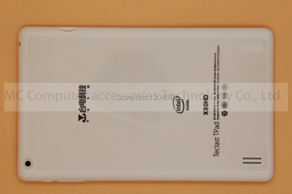 Jaunākais! Oriģinālais 8 collu Teclast X80H / X80hd win8 / Win10 - Planšetdatori - Foto 4