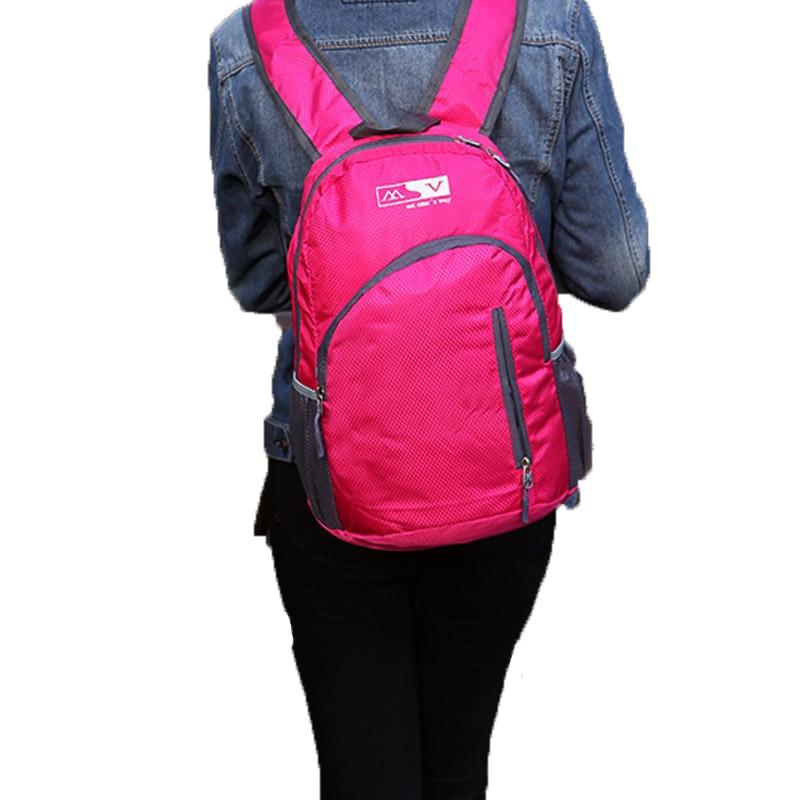 Nylon font b Sport b font Backpack Light Waterproof Shoulder font b Bag b font 6