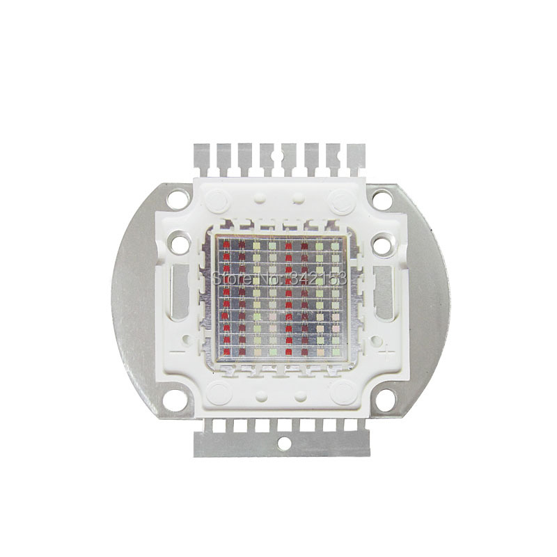 Epileds 80W High Power RGBY Red + Green + Blue + Yellow Led Emitter Lamp Light For DIY Led Downlight Lamp Lightings 2pcs epileds 7070 uv purple 395nm led emitter lamp light 6 8v light source for diy on 20mm copper pcb board