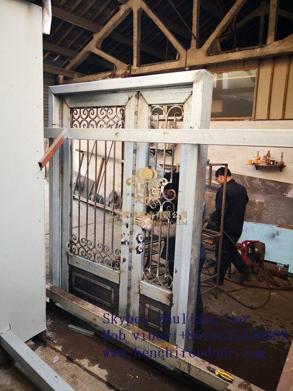 Hench 100% Steel Metal Iron  Doors Best Price For Sale  Hc60