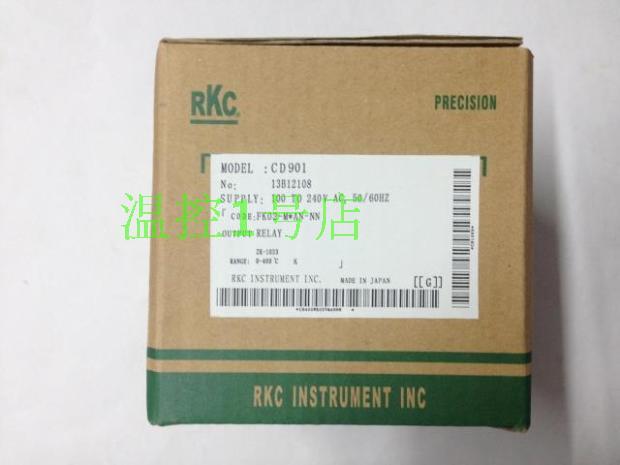 RKC thermostat CD901 full input intelligent PID temperature controller Cd902 temperature controller CD901FK02-M*AN-nn