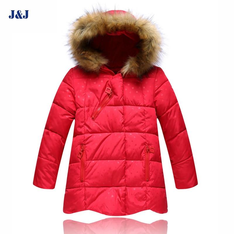 Aliexpress.com : Buy Winter coat duck down snowsuit girls parka ...