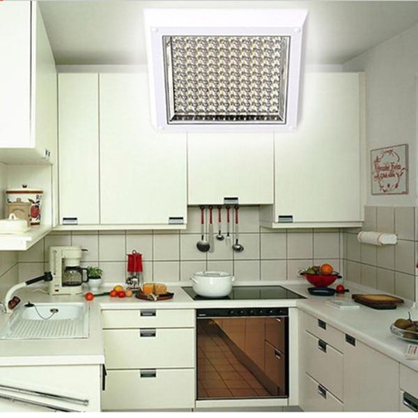 Concealed trendy waterproof fog ceiling lamp bathroom bedroom ...