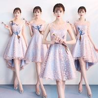Traditional Chinese Qipao Dress Wedding 2018 Fashion Bridesmaid Dress Woman Satin Cheongsam Dresses Modern Party Gown Oriental