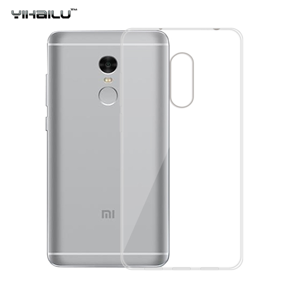 For xiaomi redmi note 4 case cover soft tpu back cover for xiaomi redmi note 4 note4 transparent - Xiaomi redmi note 4 case ...
