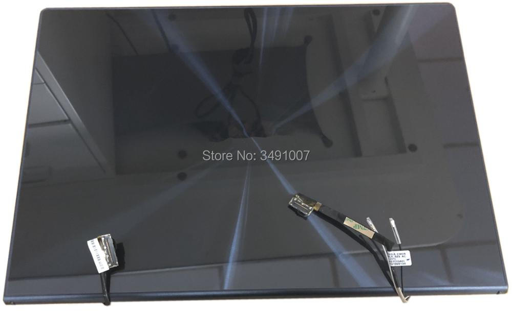 LCD Touch Screen Assembly Upper Half Parts for Asus Zenbook UX302LA UX302LA-1A UX302 1920*1080 30pin lcd display with touch assembly for asus zenbook pro ux501vw 1920 1080