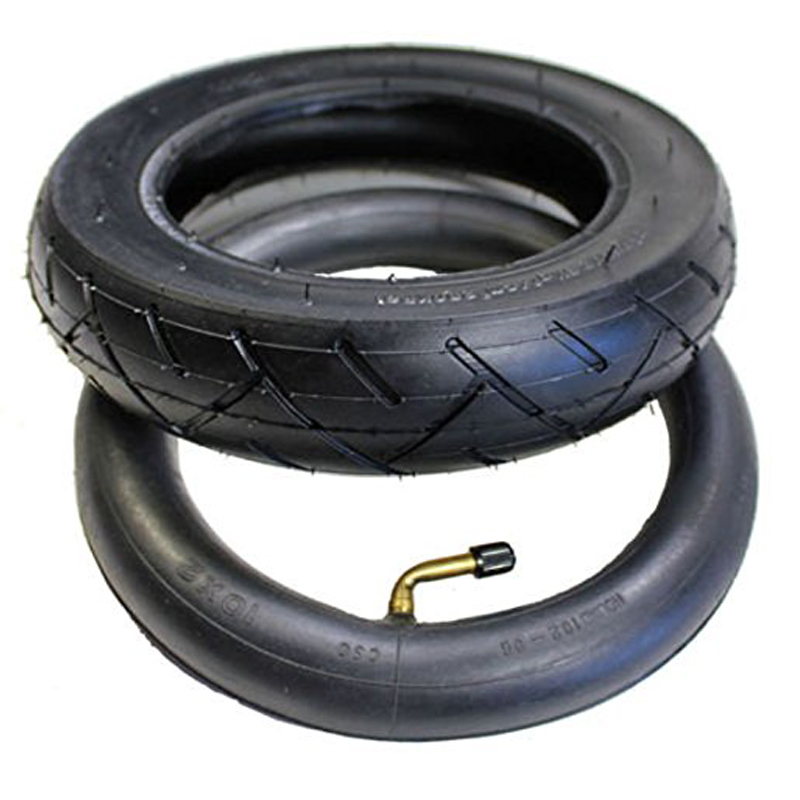 Hoverboard Tire Scooter Tyre 10x2.125 Rubber With Inner Tube for 10