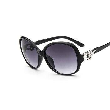 2016 Summer Style Oval Sunglasses Women Luxury Sun Glasses Female Vintage Brand Designer Eyeglasses Oculos De Sol 1