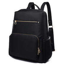 Casual Women Backpack Soft Fabric Backpacks Girls School Bags Nylon Travel Female Mochila Sac  2019 Hot Sale