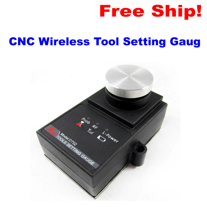 DT02 CNC Wireless Tool Setting Gauge for mach3 UcStudio cnc control system 7070008A No shipping