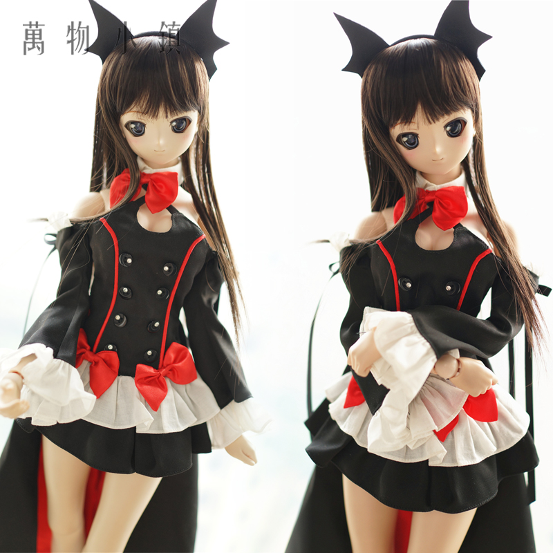 цена Cosplay Seraph of the end Krul Tepes vampire Suit 1/3 BJD SD DD MSD Doll Clothes