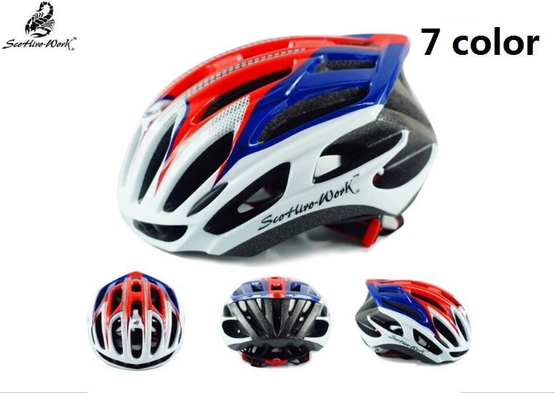 Bike Helmet Bicycle Bicicleta Capacete New Da MTB Cascos 56-61 Mens