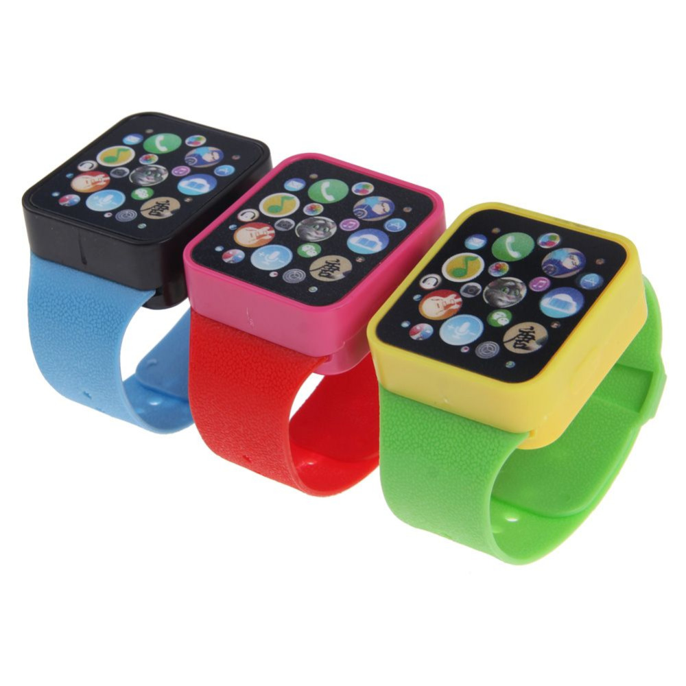 Baby Child Kids Educational Smart Watch Early Learning ...