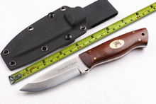 New DC53 Tactical Straight Knife D2 Steel Rosewood Hunting Fixed Blade Knives Multi Camping Utility EDC Knife Tools Best Quality