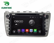 2GB RAM Octa Core Android 6.0 Car DVD GPS Navigation Multimedia Player Car Stereo for Mazda 6 2008 2009 2010 2011 2012 Radio