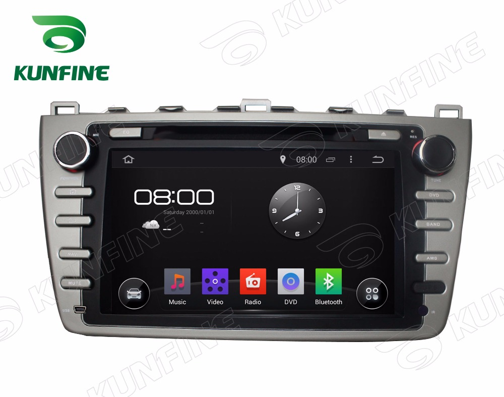 2gb ram octa core android 6 0 car dvd gps navigation multimedia player car stereo for mazda