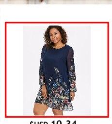 Wipalo Plus Size 5XL Sleeveless Maxi Hawaiian Dress Front Split Floral  Print Dress High Waist Flowing Holiday Dress Vestidos 506d4cb23e90
