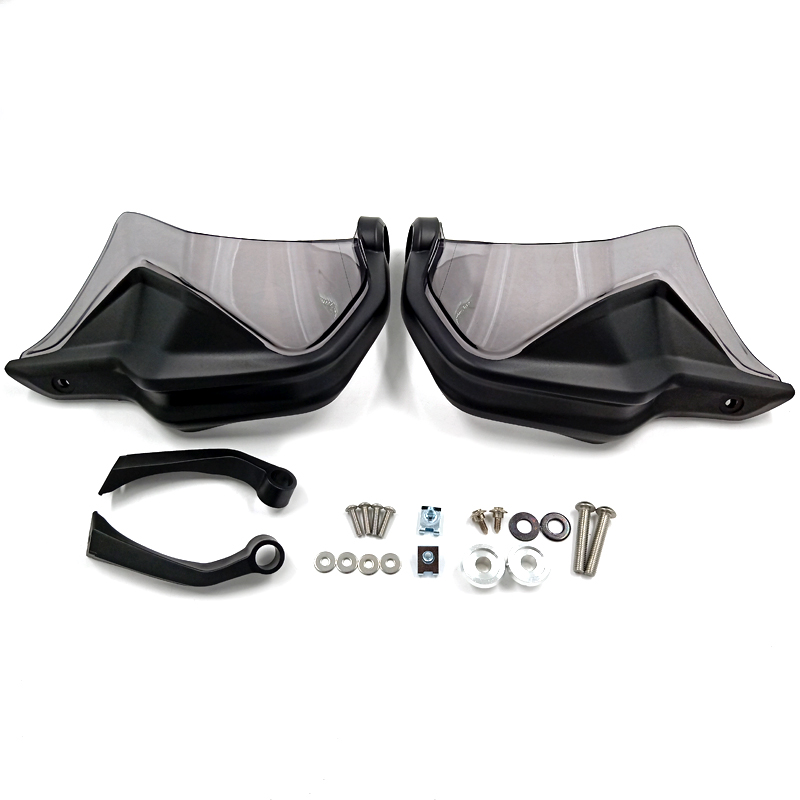 F750GS F850GS R1250GS Hand Guard Extensions Brake Clutch Levers Protector Handguard Shield for BMW 2018- R1250GS F750GS F850GS (4)