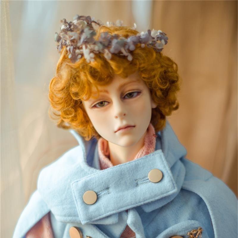 Dollshe DS Grown Bermann 18M classic bjd sd doll 1/3 body model boys oueneifs High Quality resin toys free eye beads  shop