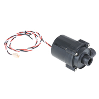 G1 4 Thread Water Inlet And Outlet Super Silent And DC 12V Water Pump Part For