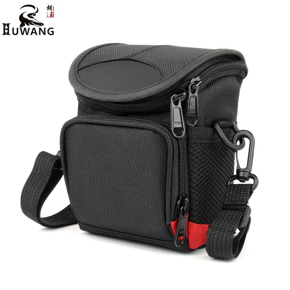 HUWANG 2018 Digital Mini Camera Foto Bag For Panasonic LX10 LX100 GX7 GF9 GF8 GF7 GF6 GF5 Sony alpha Photo Camera Backpack Case