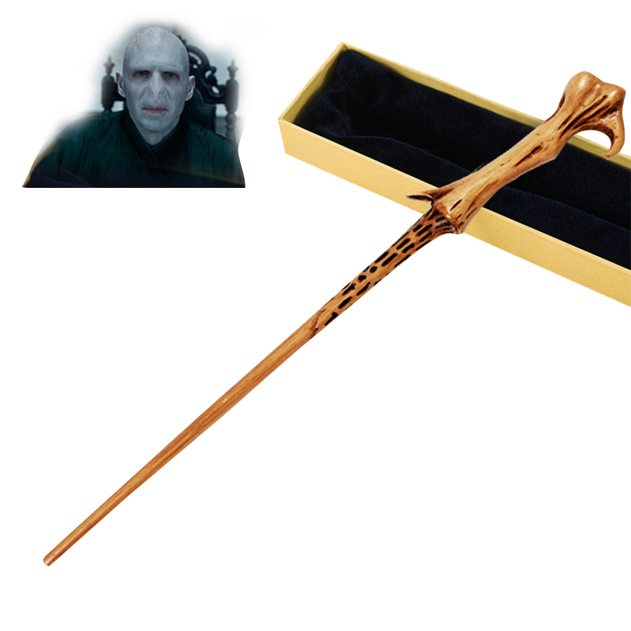 Online buy wholesale lord voldemort costume from china for Voldemort wand