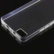 BQ M5.5 case Ultra Thin Soft TPU Silicone Transparent clear crystal cover for Aquaris cases skin GEL Coque caso fundas