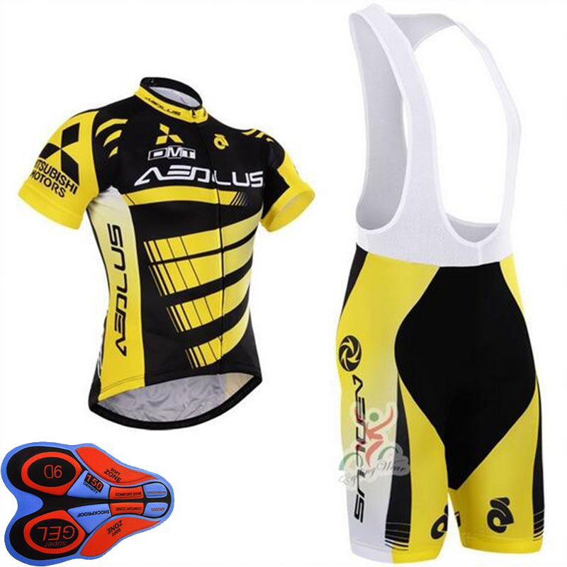 2016 Breathable Cycling Jersey Summer Mtb Cycling Clothing Bicycle Short Maillot Ciclismo Sportwear Bike Clothes