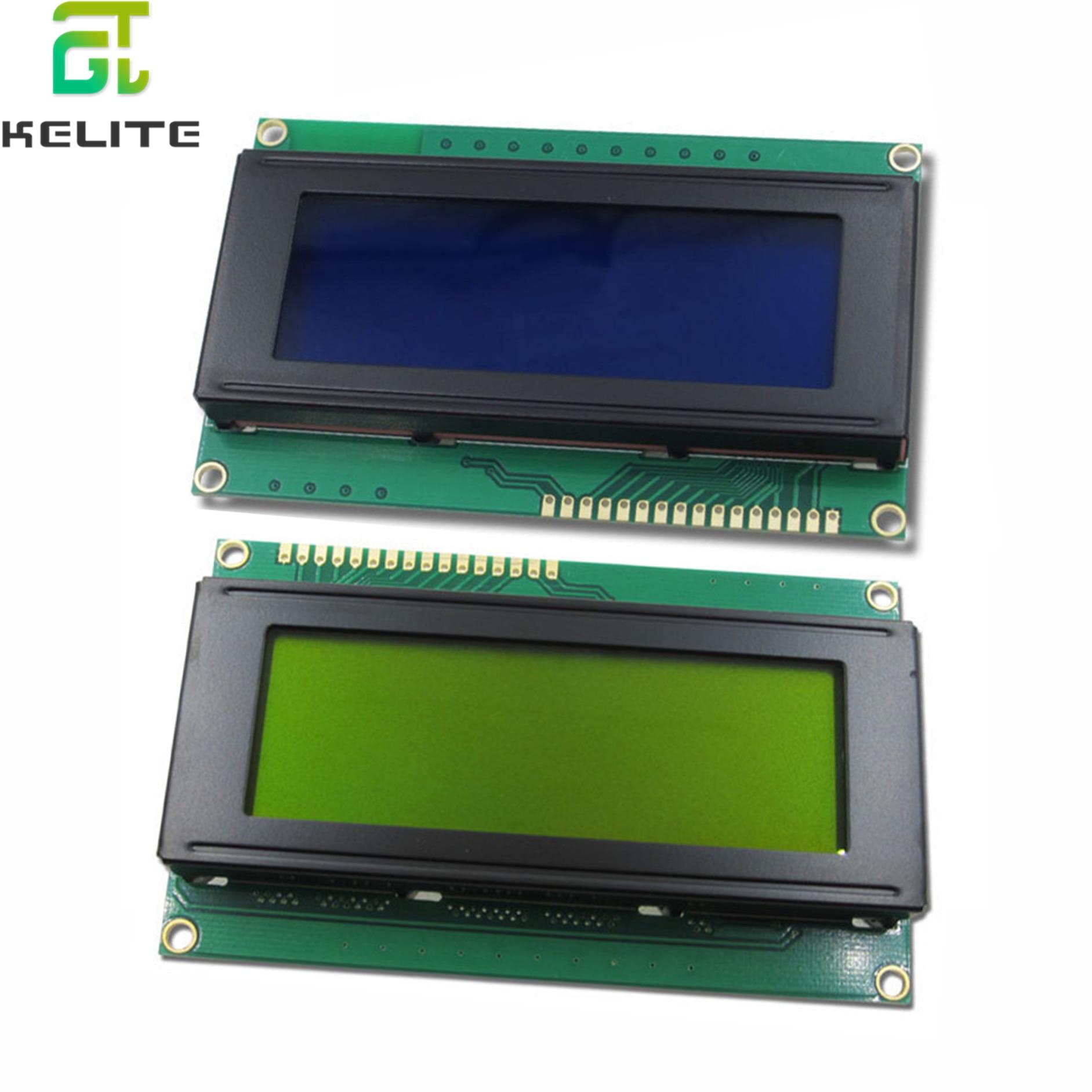 1PCS Smart Electronics LCD Module Display Monitor LCD2004 2004 20*4 20X4 5V Character Blue/Green Backlight Screen