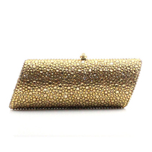 Gift Box Elegant Women Crystal Wedding Clutch Purses lady Minaudiere Evening Bags Ladies Diamonds Handbag Party Day Clutches цена