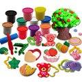 New Design 3D Play Doh Plasticine for Children Play,Hot 10 Colors Creative Playdough Educational Toys Brinquedos