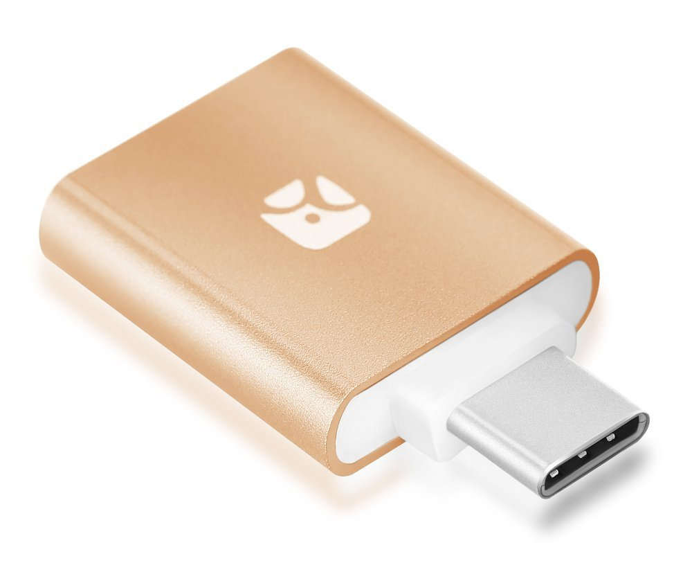 Dash Micro G3 Type C: Mini MicroSD Card Reader with USB Type C Plug  for Nexus 6P/5X Macbook 2015 LG G5 Zuk Z1 Xiaomi LeTV Meizu|micro type-c|type-c usbmicro usb type-c - title=