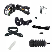 Archery upgrade combo bow sight kits arrow rest stabilizer Compound Bow Accessories for Compound Bow